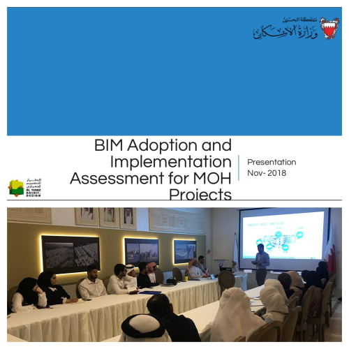 ALTERAZ conducted BIM Adoption and Implementation Assessments Seminar at Ministry of Housing -Kingdom of Bahrain